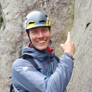 Tim Miller Climber