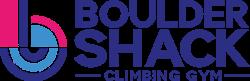 Boulder Shack Climbing Gym Logo