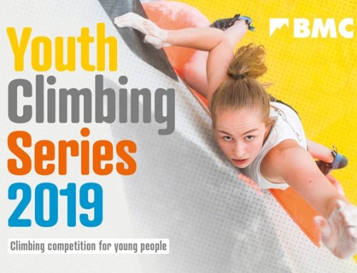 Youth Climbing Series, 2019