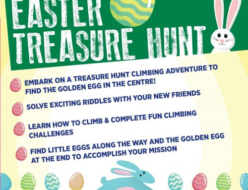 Easter Treasure Hunt for Kids
