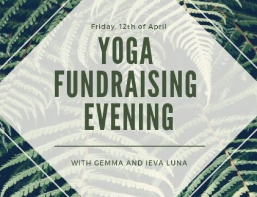 Yoga Fundraising Evening