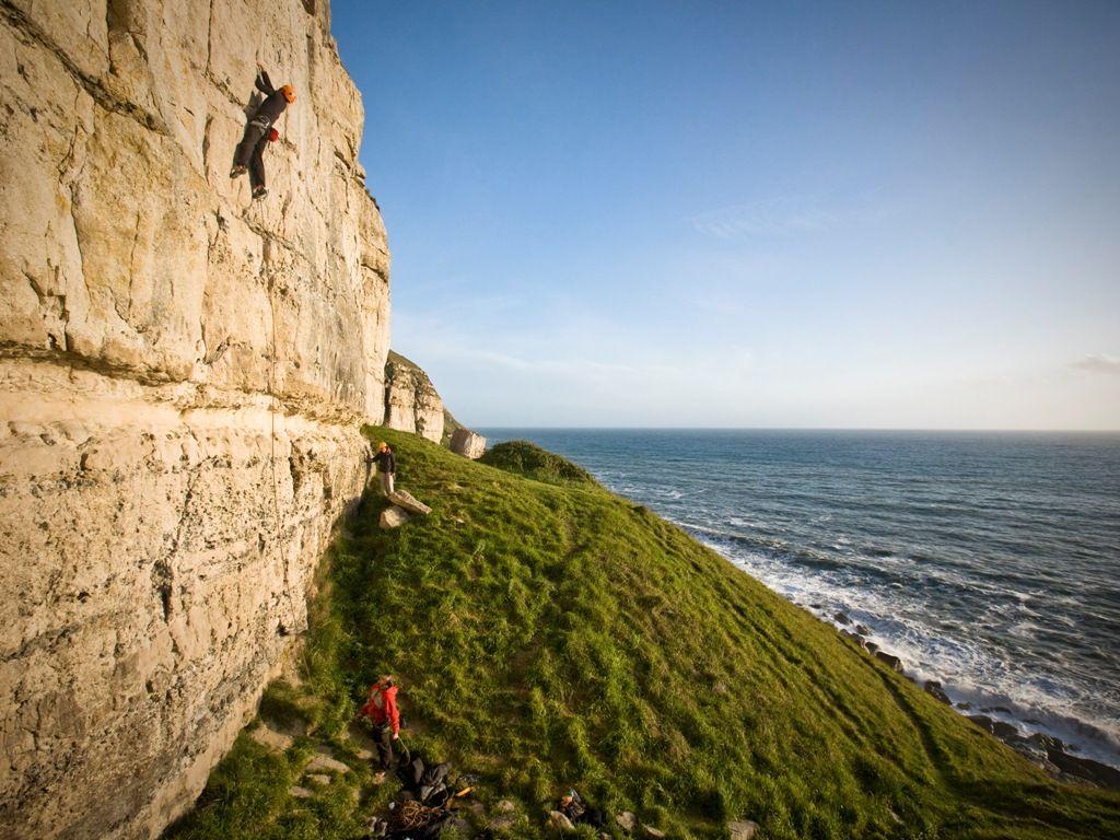 Outdoor Climbing Days