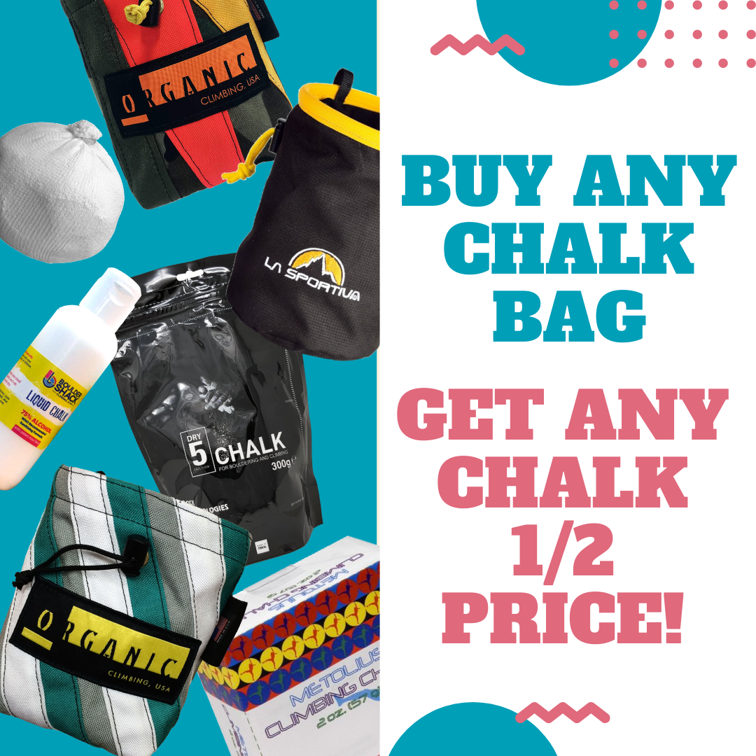 Southampton Climbing Gym Chalk Bag