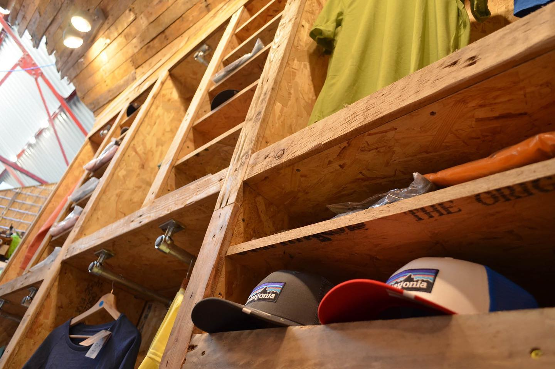Boulder Shack Patagonia Shop