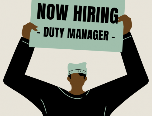 Duty Manager Applications Please!